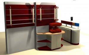 Дом Кофе: дизайн барной стойки 5.2