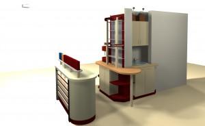 Дом Кофе: дизайн барной стойки 5.3