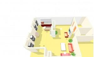 Дом Кофе: дизайн барной стойки 7.2.2