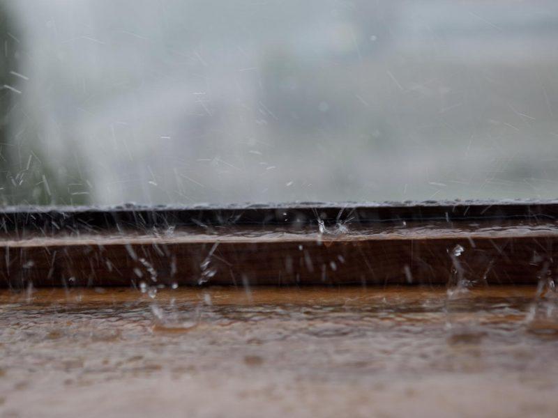 дождь дощ Русановка Киев