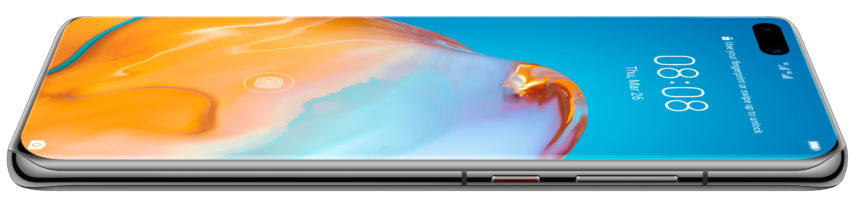 Мобільний телефон Huawei P40 Pro 8/256GB Black